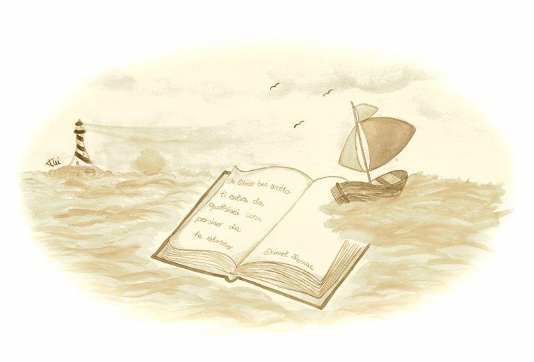 """Un libro mi disse: """"Una barca nel bosco"""" di Paola Mastrocola (post di Cristina Lantone)"""